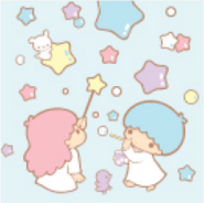Sanrio Characters Little Twin Stars Image050