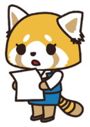 Sanrio Characters Aggretsuko Image004