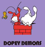 Sanrio Characters Dopey Demons Image007