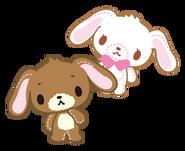 Sanrio Characters Kurousa--Shirousa Image014