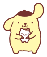 Sanrio Characters Pompompurin--Muffin Image002