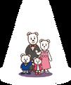 Sanrio Characters Sporting Bears Image005