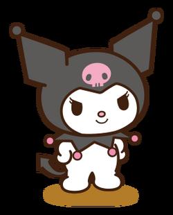 Sanrio Characters Kuromi Image019.png