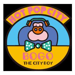Bogo the City Boy