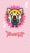 Sanrio Characters Aggretsuko Image026