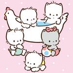 Sanrio Characters Nya Ni Nyu Ne Nyon Image003.png