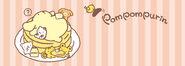 Sanrio Characters Pompompurin--Muffin--Bagel--Scone--Tart--Vanilla (Pompompurin)--Custard Image001