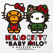 Baby Milo x Hello Kitty Fashion
