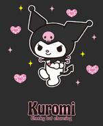 Sanrio Characters Kuromi Image032