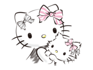 Sanrio Characters Hello Kitty--Charmmy Kitty Image003
