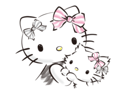Sanrio Characters Hello Kitty--Charmmy Kitty Image003.png
