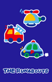 Sanrio Characters Runabouts Image007