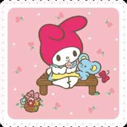 Sanrio Characters My Melody--Flat Image006.png