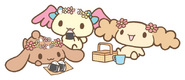 Sanrio Characters Cinnamoangels Image009