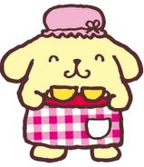Sanrio Characters Mama (Pompompurin) Image002