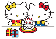 Sanrio Characters Hello Kitty--Mimmy Image006