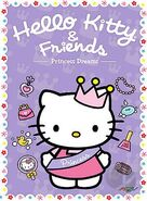Sanrio Television HelloKittyAndFriends PrincessDreams-Vol5 DVD-cover