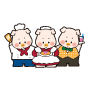 Sanrio Characters Boo Gey Woo Image006