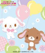 Sanrio Characters Kurousa--Shirousa Image006