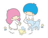 Sanrio Characters Little Twin Stars Image009