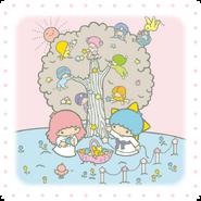 Sanrio Characters Little Twin Stars Image020