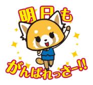 Sanrio Characters Aggretsuko Image022