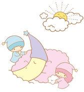 Sanrio Characters Little Twin Stars Image036