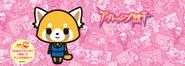 Sanrio Characters Aggretsuko Image012