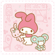 Sanrio Characters My Melody Image025