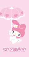 Sanrio Characters My Melody Image046