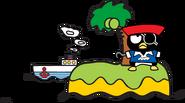 Sanrio Characters Badtz-Maru Image024
