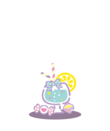 Sanrio Characters Fresh Punch Image005
