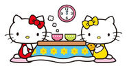 Sanrio Characters Hello Kitty--Mimmy Image003