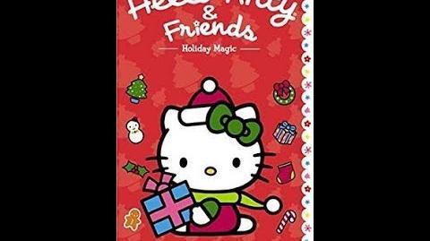 Hello Kitty & Friends Holiday Magic