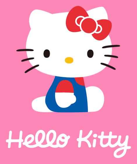 Hello Kitty! Minecraft Skin