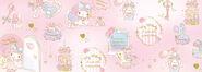 Sanrio Characters My Melody--Risu--Flat--Tori Image001