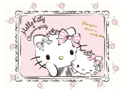 Sanrio Characters Hello Kitty--Charmmy Kitty Image002.png