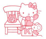 Sanrio Characters Hello Kitty--Joey Image002.jpg