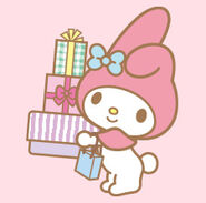 Sanrio Characters My Melody Image004