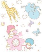Sanrio Characters Little Twin Stars Image035