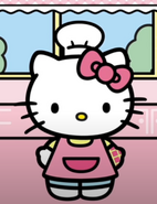 Chef Hello Kitty