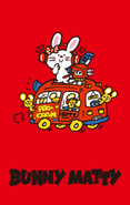 Sanrio Characters Bunny and Matty Image008