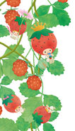 Sanrio Characters Strawberry King--Dandy--Crybaby--Candy (Strawberry King) Image001