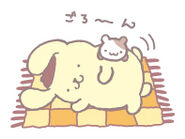 Sanrio Characters Pompompurin--Muffin Image004