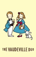Sanrio Characters Vaudeville Duo Image008
