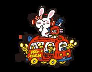 Sanrio Characters Bunny and Matty Image003