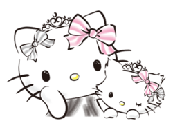Sanrio Characters Hello Kitty--Charmmy Kitty Image005.png