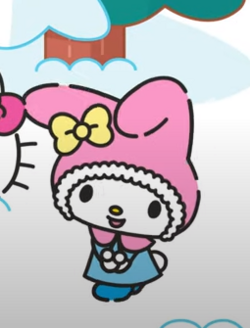 My Melody snow jacket.PNG