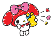 Sanrio Characters My Melody Image039