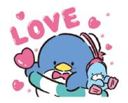 Sanrio Characters Tuxedosam--Chip Image001